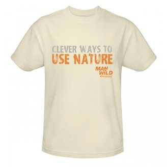 "Man vs. Wild ""Clever"" T-Shirt"