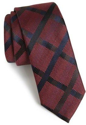 HUGO Woven Silk Tie