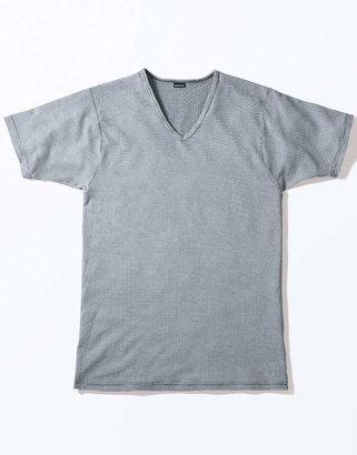 Bros. (ブロス) - [ブロス]V首半袖シャツ