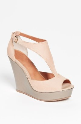BC Footwear 'Lickety Split' Wedge Sandal