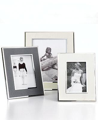 "Martha Stewart Collection ""Ribbon Matte"" Frame Collection"