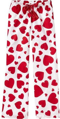 Old Navy Women's Printed Poplin PJ Pants