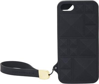 BCBGMAXAZRIA Studded iPhone 5 Case
