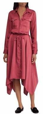 Lauren Ralph Lauren Twill Shirtdress