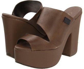 Calvin Klein Jeans Shyla (Stone) - Footwear