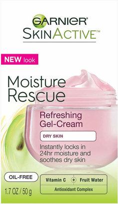 Garnier SkinActive Moisture Rescue Refreshing Gel-Cream For Dry Skin $8.99 thestylecure.com