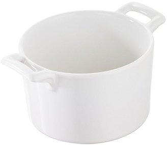 Revol Belle Cuisine 10.5-Ounce Individual Souffle Dish, White