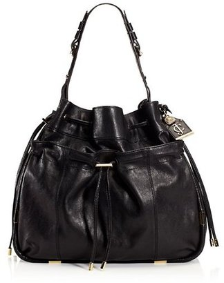 Juicy Couture Dylan Leather Hobo