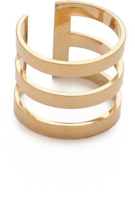 Jennifer Zeuner Jewelry Yvette 3 Band Ring