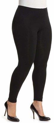 Eileen Fisher Plus Jersey Ankle Leggings