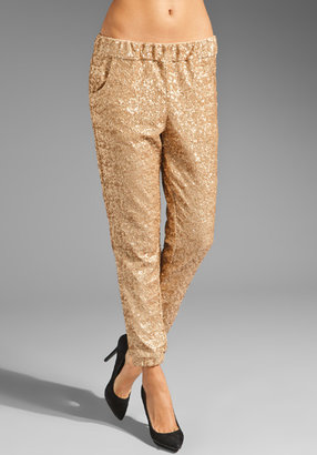 Free People Sequin Party Pant