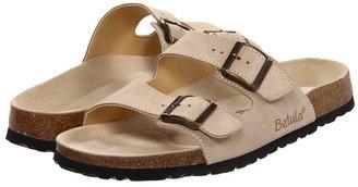 Birkenstock Betula Licensed by Boogie Soft Footbed (Taupe) - Footwear