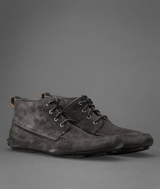 John Varvatos Dean Zip Boot