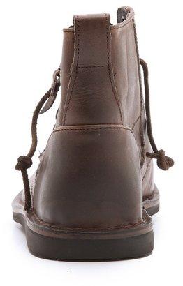 John Varvatos Barrett Side Zip Boots