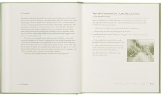 Crate & Barrel Marcella Says Cookbook