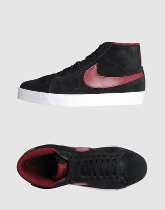 NIKE SB COLLECTION High-top sneaker