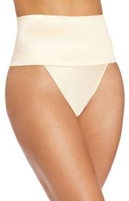Rago Women's Wide Band Thong Panty