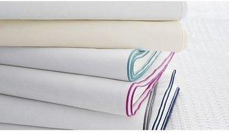 Crate & Barrel Belo White Sheet Sets