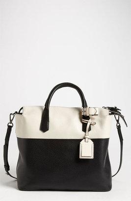 Reed Krakoff 'Gym Bag I' Leather Satchel