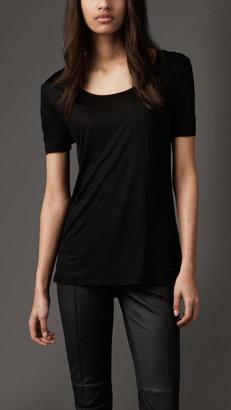 Burberry Oversize Jersey T-Shirt