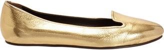 Rochas Metallic Slip-On