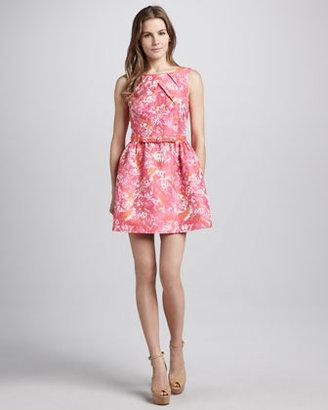 Single Dress Single Hailey Floral-Print Dress