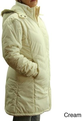 Totes Women's Hooded Winter Coat $47.99 thestylecure.com