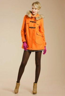Trina Turk Elizabeth Toggle Coat