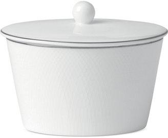 Royal Doulton Dinnerware, Finsbury Sugar Bowl with Lid