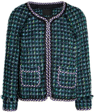J.Crew Tinsley Lady bouclé jacket