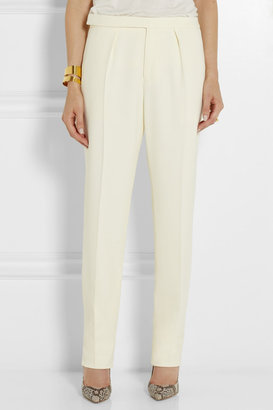 Calvin Klein Collection Crepe tapered pants