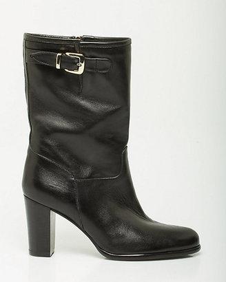 Le Château Italian-Made Leather Boot