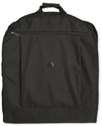delsey Black Garment Bag