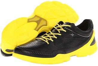 Ecco Sport - Biom Plus Evo Racer (Black/Black) - Footwear