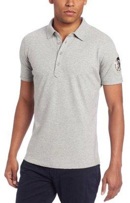 Diesel Men's T-Heeseon-S Polo Shirt