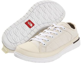 The North Face Base Camp Sneaker (Canvas) (Vintage White (Canvas)/TNF White) - Footwear