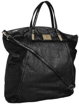 Kenneth Cole Reaction Wanderlust Tote (Black) - Bags and Luggage