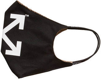 Off-White Arrow-Print Reusable Cloth Mask Face Covering