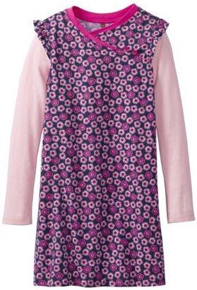 Tea Collection Girls 7-16 Wrap Neck Double Decker Dress