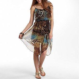 Ruby Rox Animal Print Dress