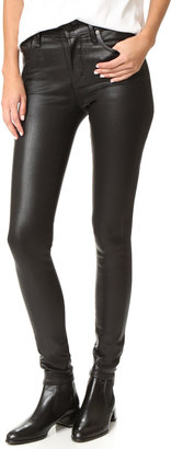 Citizens of Humanity Rocket Leatherette Jeans $238 thestylecure.com