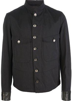 Diesel Black Gold military style jacket