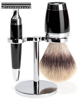 Mühle Shaving Kit - Black and Chrome (S31K76SR )