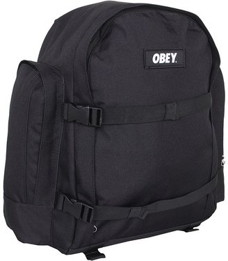 Obey Field Pack (Black) - Bags and Luggage