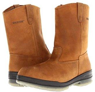 Wolverine Durashocks(r) Insulated Waterproof Wellington (Stone) Men's Work Boots