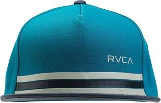 RVCA Barlow Twill Snapback