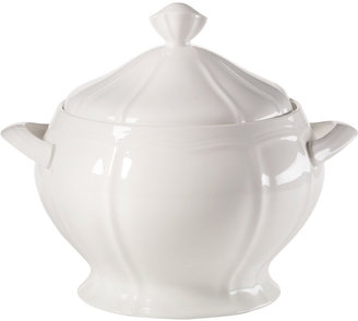 Mikasa Antique White Soup Tureen