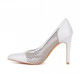 Sole Society Keegan laser cut heel