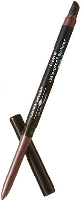 Laura Geller Beauty Waterproof Eyeliner Pencil Duo, Black 0.01 oz