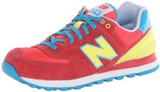 New Balance Women's WL574 Carnival Running Shoe